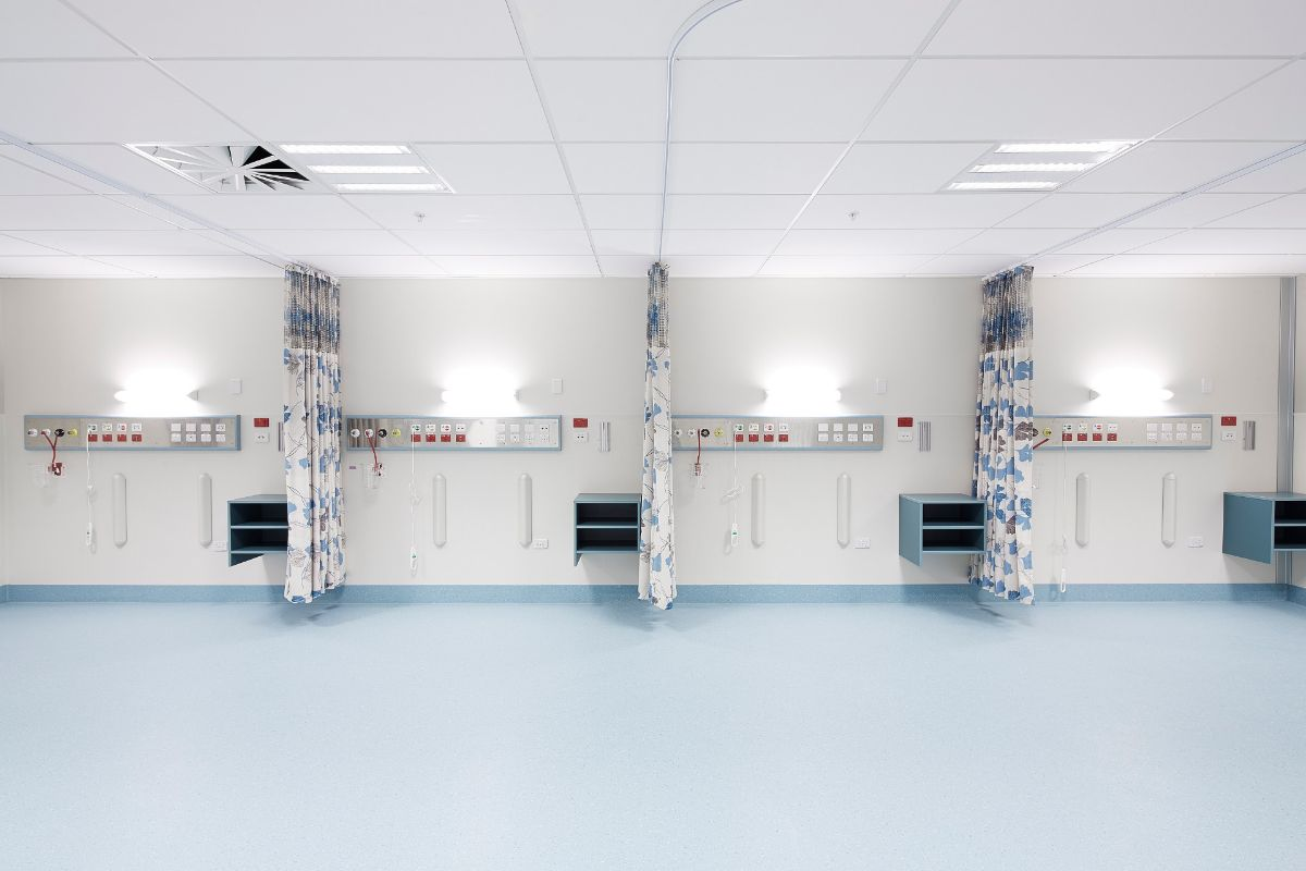 Christchurch Hospital Ward