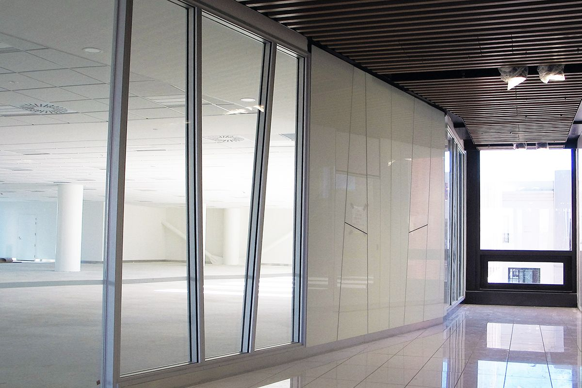 Transparent Aluminium Tr Interior Systems Study Stc Tested Aluminium Glazing