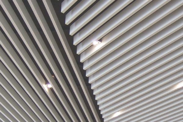 Aluminium Baffle
