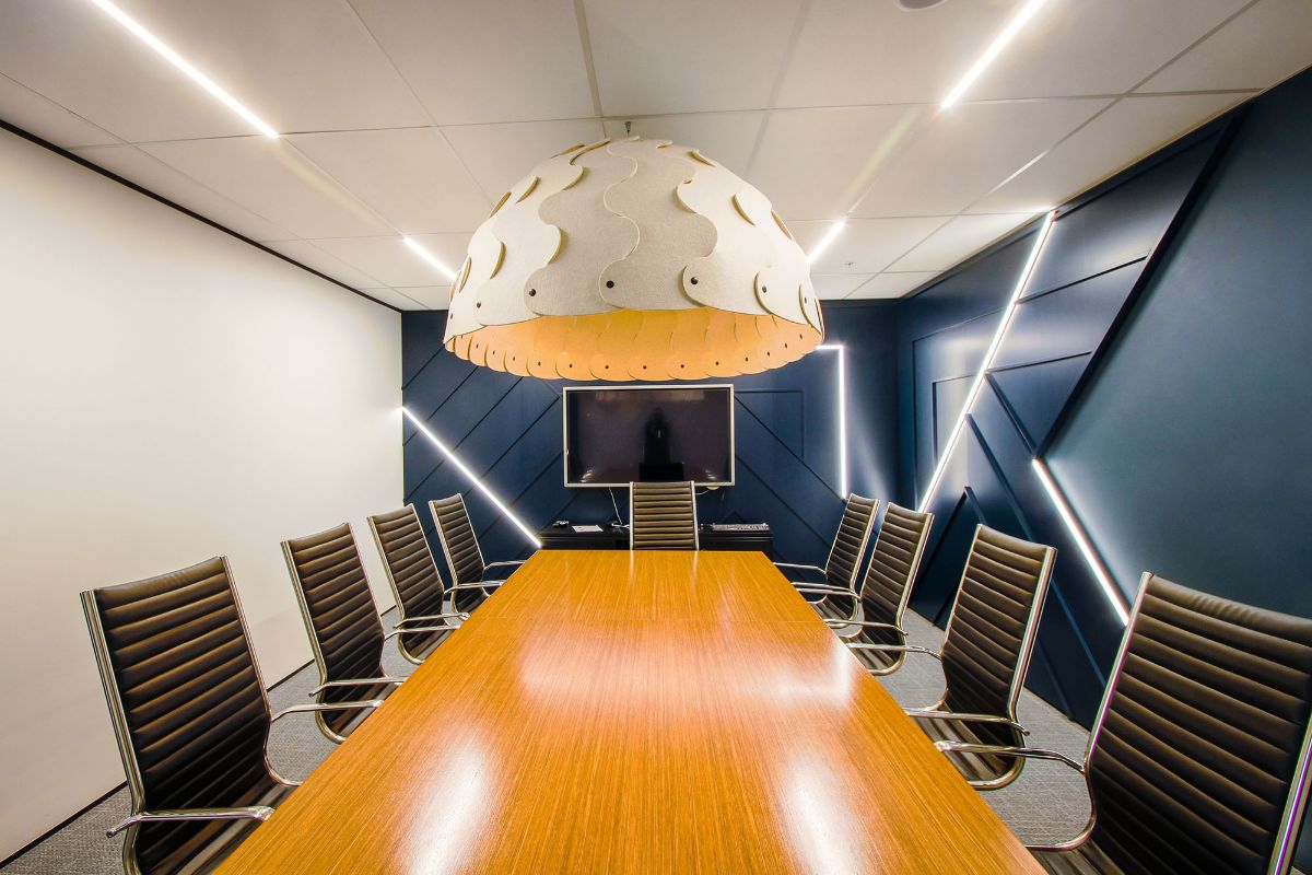 Catalyst Boardroom - Gridlux