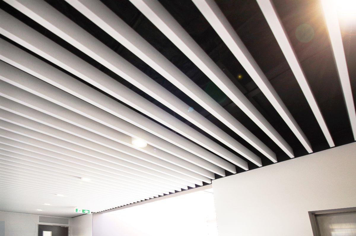T Amp R Interior Systems Aluminium Baffle