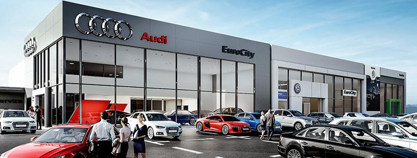Eurocity exterior
