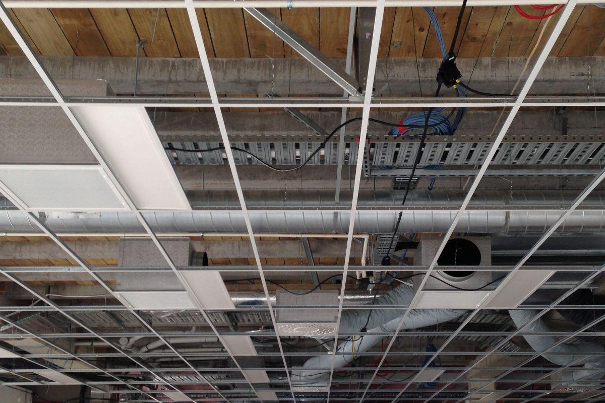 T Amp R Interior Systems Cbi Grid