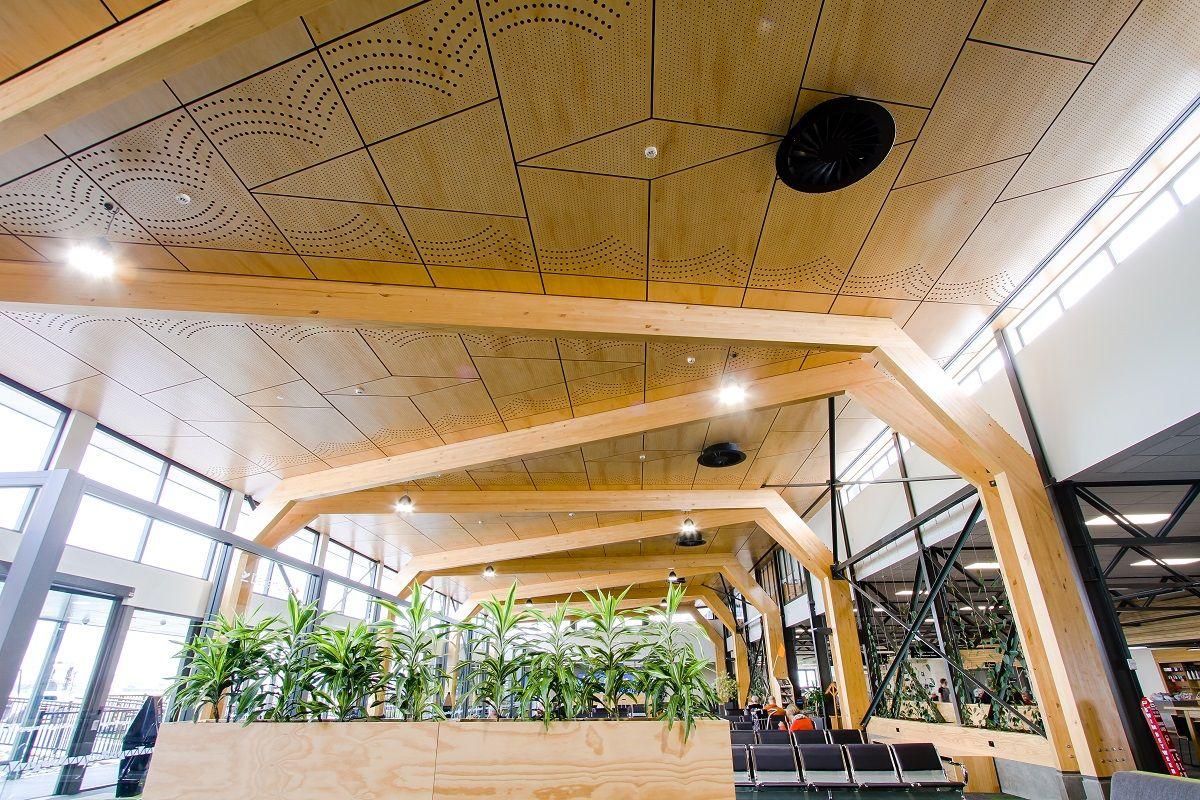 Tauranga Airport New Terminal