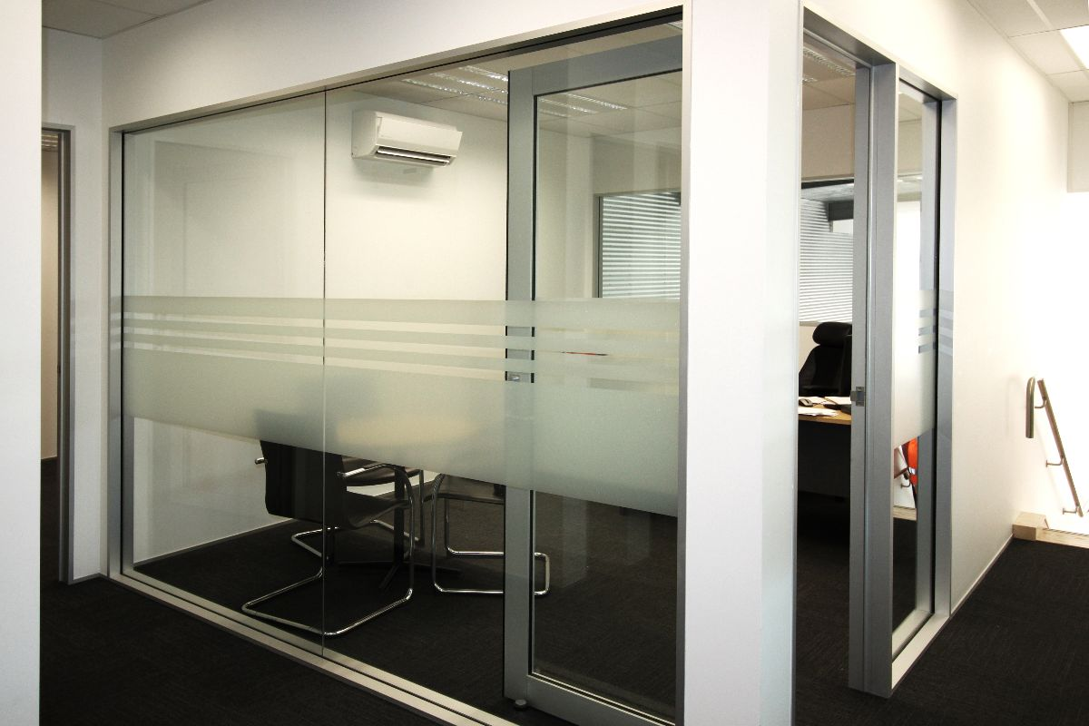 Eurocity Offices - Eclipse 92mm Aluminium Suite