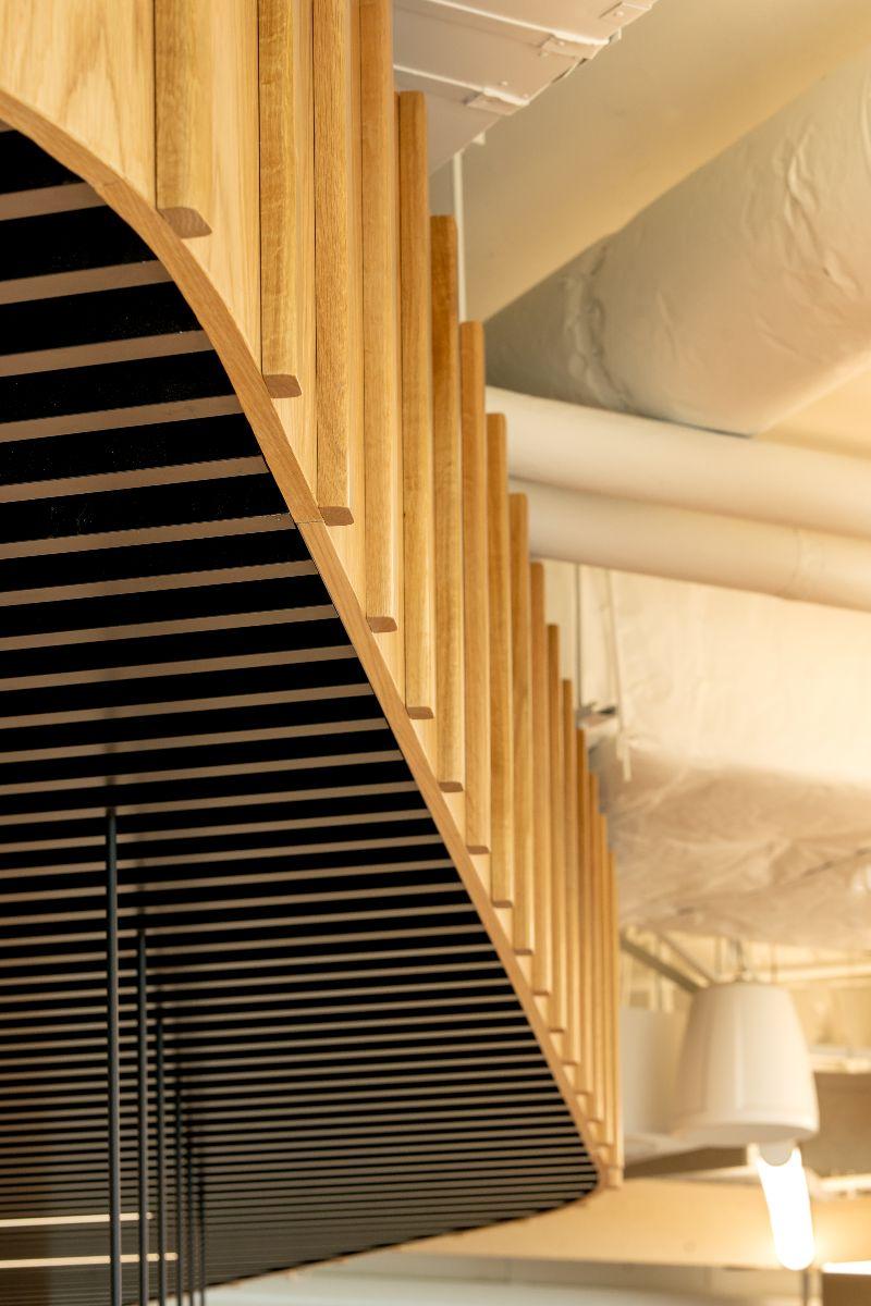 Stack Milford Project - Aluminium Baffles & Gridlux