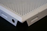 Tile edge