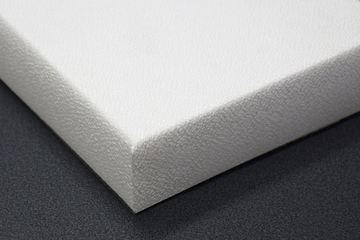 C Max Silence Cloud - White Edge Detail